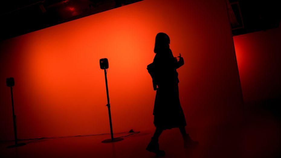 Выставка «Соник-фикшн: проектируя звучащие миры» вHSE ART GALLERY, представленная студентами направления